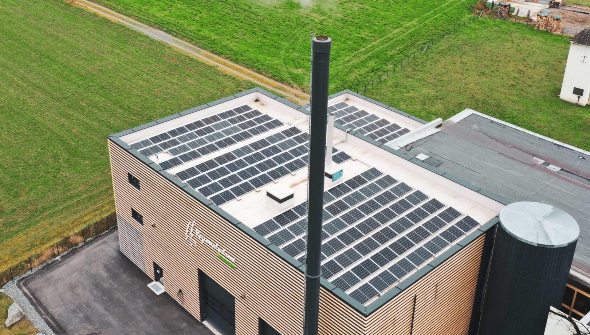 Bürgerkraftwerk Regionalwärme Feldkirchen