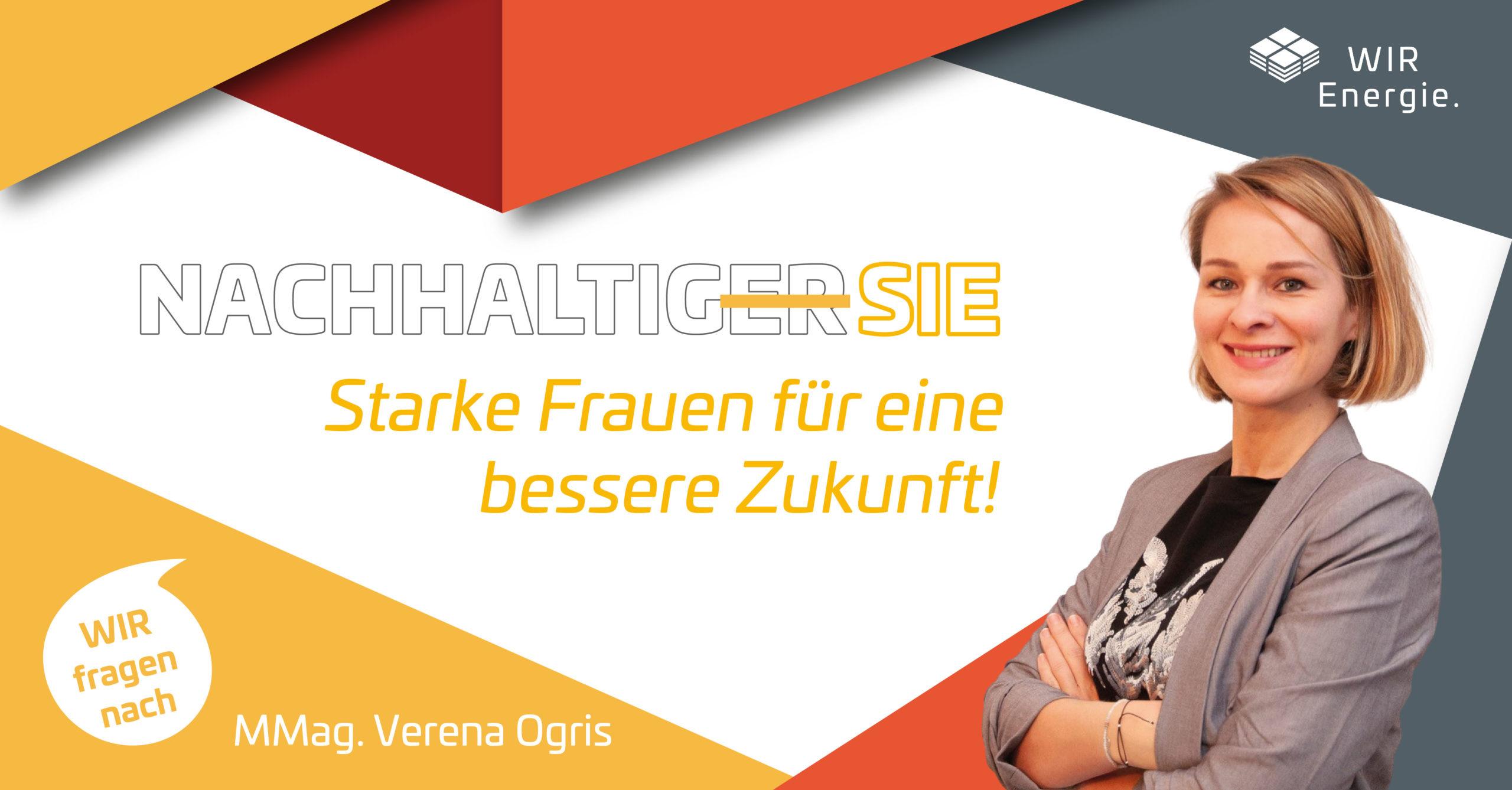 WIR Energie Interview Ogris Verena